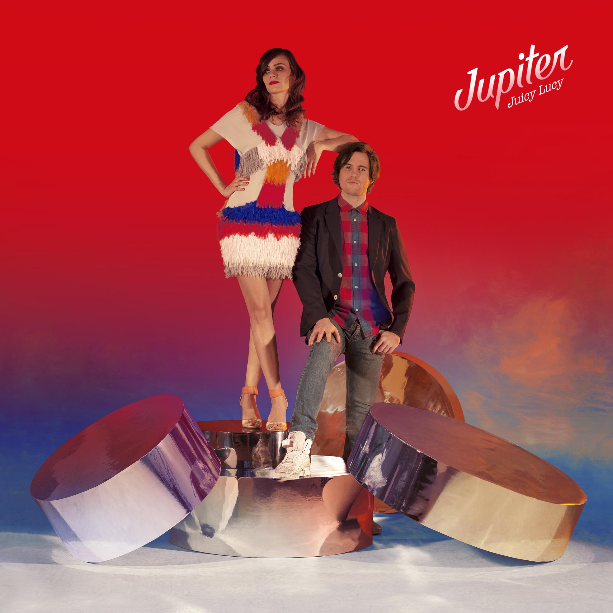 Juicy Lucy, le premier album de Jupiter