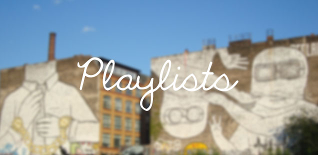 Les playlists de Oreille Musicale