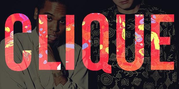 Kanye West - Clique feat. Jay-Z & Big Sean (TNGHT Edit)