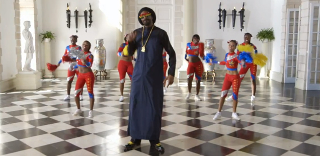 Snoop Lion – Here Comes the King feat. Major Lazer & Angela Hunte