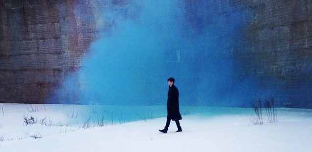James Blake - Life Round Here feat. Chance the Rapper